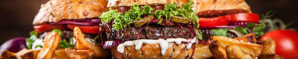 Fast Food - Burger