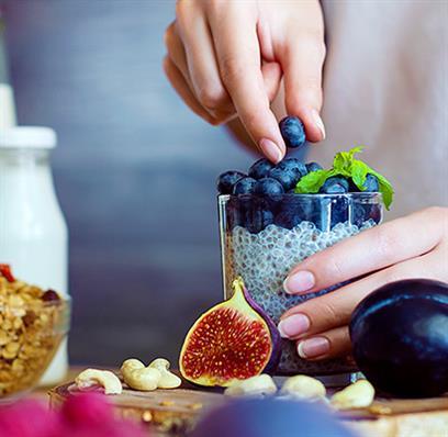 ausgewogene Ernährung zur Darmgesundheit