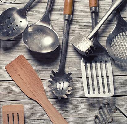 Kochen für Eilige, wenig Aufwand
