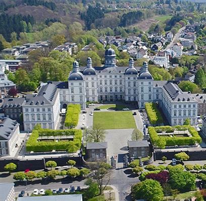 Wandern im bergischen Land - Bensberger Schlossweg
